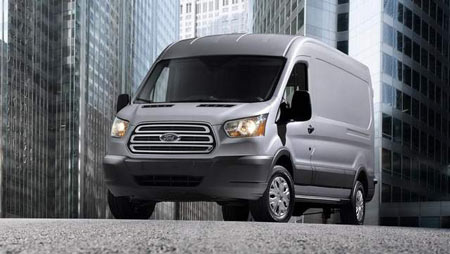 2015 Ford Transit will go on sale later this year. The company will build it in Elabuga, Russia. / Ford Motor Co