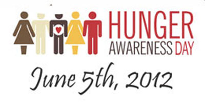 Hunger Challenge Awarness Day