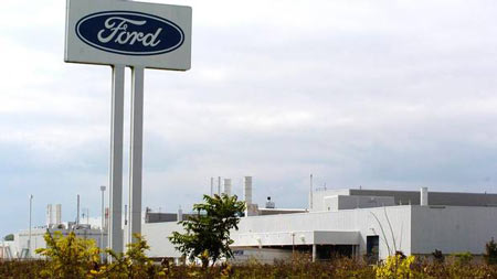 The Ford's Essex Engine Plant in Windsor, Ont.