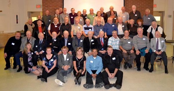 Retirees Group October 2014