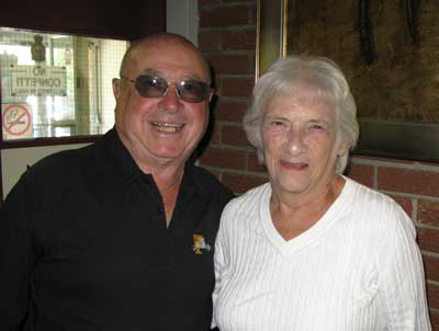 Norm & Betty Collins taken at Retirees Luncheon Oct 2008