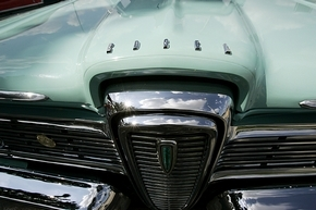 The Edsel was introduced in 1957, and became an almost overnight automotive bust. Ford discontinued the model in 1959. (Ankur Dholakia / The Detroit News)