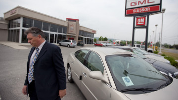 Robert Slessor invested $3.5-million in Robert Slessor Pontiac Buick Inc. in 2002-03 to upgrade the dealership and maintain the standards required by GM. In October of 2010, it will cease to exist. For The Globe and Mail