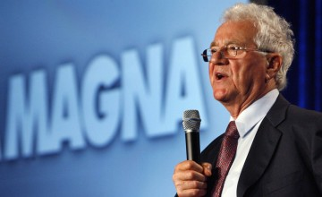 Frank Stronach - Beijing Automotive Industry Holding Co. may lodge a bid in the coming days, source says