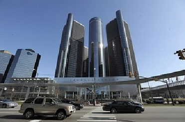 GM pays $6M a year in property taxes for RenCen. (David Guralnick / The Detroit News)