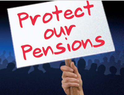 Save Our Pensions