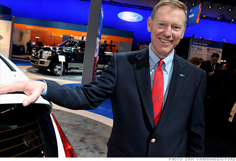 Businessperson of the year? The readers say Ford's Alan Mulally