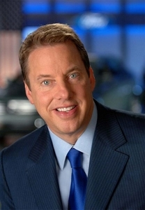 "Ford Motor Executive Chairman Bill Ford talked about the automaker's commitment to fuel efficiency and innovation. ""The majority of our efforts are aimed at fuel-economy leadership,"" Ford said."