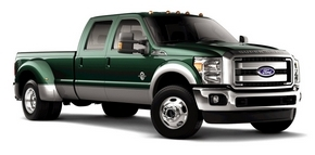 2011 Ford F-350 Super Duty (Ford Motor Co.)