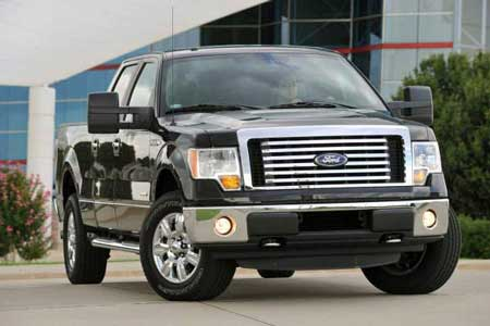 F 150 First In Fuel Economy