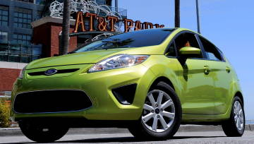 2011 Ford Fiesta: In June, 2010 the new subcompact begins rolling into showrooms in sedan and hatchback versions. Starting price: $12,999 Ford