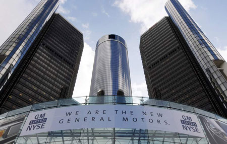 "With a healthy balance sheet, a lower cost structure and focus on revenue generation, we continue to put in place the fundamentals for sustainable success,"" said Chris Liddell, GM vice chairman and chief financial officer. (Paul Sancya / Associated Press)"