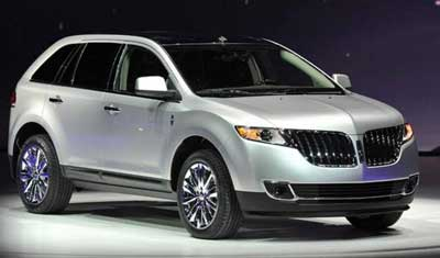 2011 Lincoln MKX (Daniel Mears / The Detroit News)1 / 2►◄