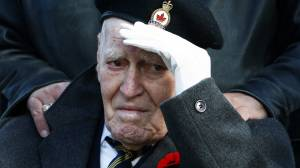 Why Second World War veterans are no longer silent