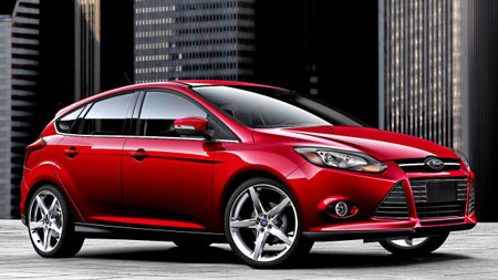 Gas prices are swaying customers toward cars such as the Focus. (Ford)