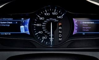 Ford upgrades 2013 onboard system