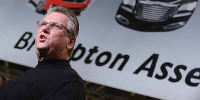 Multimillion-dollar compensation packages for Ford execs shows the automaker hasn't learned from the recession, CAW president Ken Lewenza says.