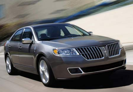 The Lincoln MKZ hybrid was one of the car's that earned a top award in AutoPacific's annual Vehicle Satisfaction Awards. (Lincoln)