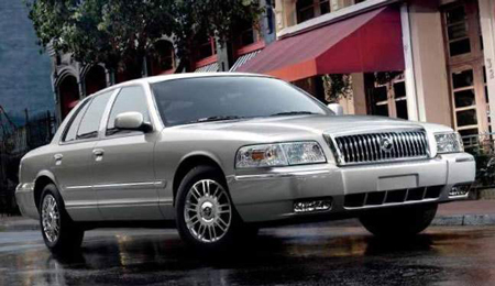 2010 Mercury Grand Marquis (Ford)