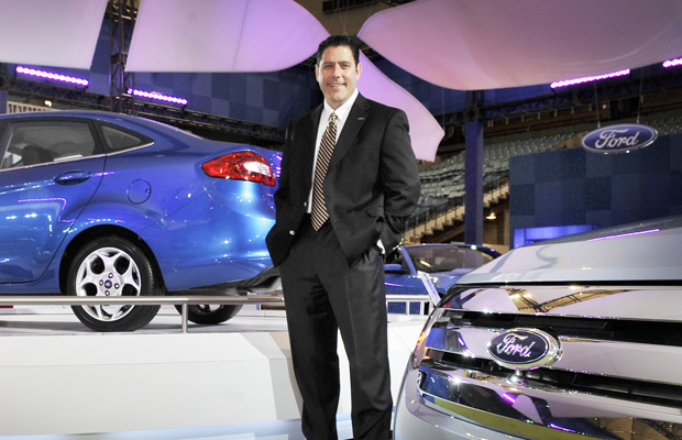 David Mondragon, Ford Canada CEO, sees high fuel costs shifting the demand to smaller cars.