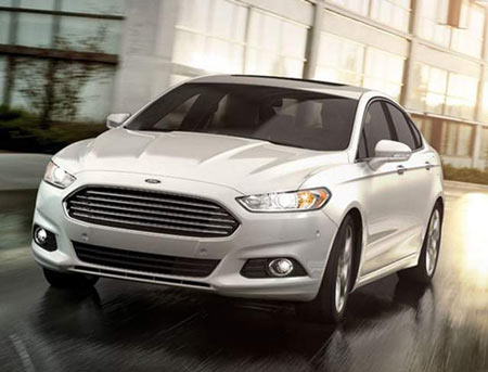 013 Ford Fusion Hybrid (Ford Motor Co.)