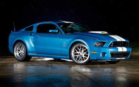 2013 Ford Shelby