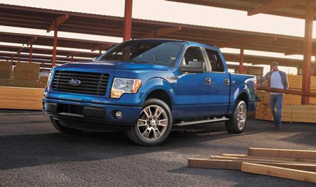 F-150 STX Super Crew (Ford)