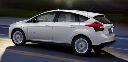 2014 Focus Electric (Ford)