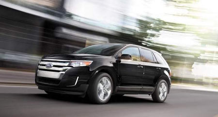 U.S. Edge sales have grown in each of the last three years, and sales this year through October are running about 3 percent higher than during the same period in 2012. (Ford Motor Co.)