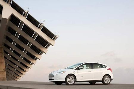 2012 Ford Focus Electric (Ford Motor Co.)