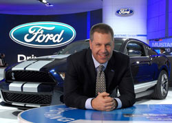 Joe Hinrichs: Keeping up the momentum at Ford