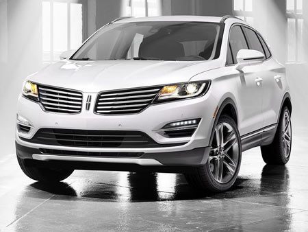 Lincoln introduces the all-new 2015 Lincoln MKC small utility vehicle, the second of four all-new Lincoln vehicles to fuel the brand's reinvention. (Photo: Lincoln)