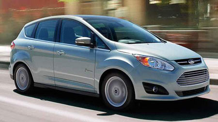 2014 Ford C-Max Energi (Ford)