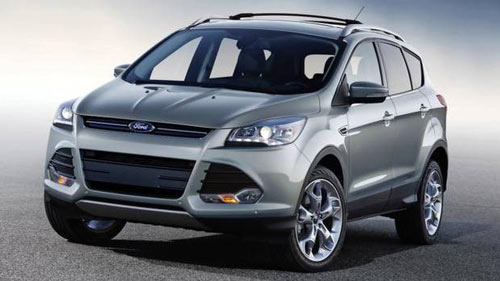 The 2014 Ford Escape is one of the best small SUVs on the market, but its priced as if its a luxury model.