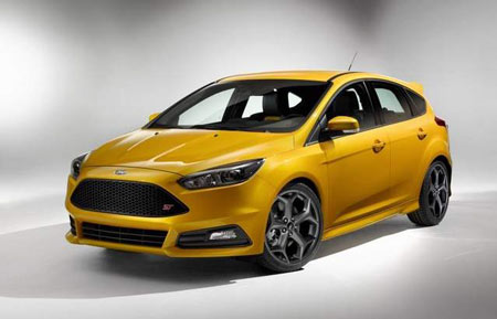 2015 Focus ST (Ford Motor Co.)