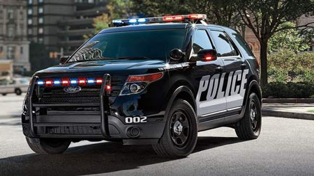 Ford Police Interceptor Utility (ford.com)