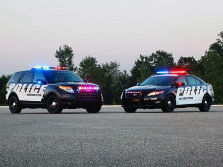 Ford Police Interceptor technology is meant to serve as a safety tool, but could also crack down on minor infractions, like cops speeding or turning on their flashers to run through a red light when they're not on a chase