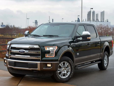 2015 F150 (Photo: Ford Motor Co.)