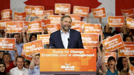 NDP viewed as clearest alternative