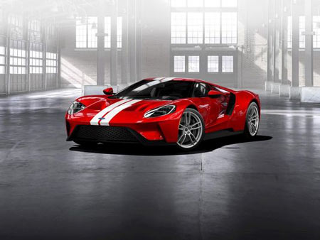 Ford Motor Co. received 6,506 applications for its 2017 Ford GT supercar in the one-month window the process was open.