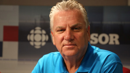 "Former CAW and Unifor leader Ken Lewenza says a tentative deal reached between Unifor and FCA is a ""good deal"" for Windsor workers. (Jonathan Pinto/CBC)"