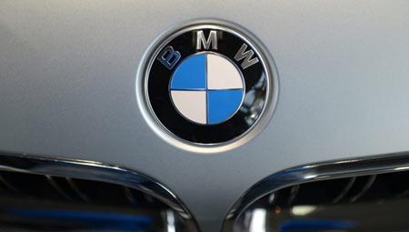 "BMW issues recalls for fire risk. A spokesperson said the risk of fire is very low in both cases, but the vehicles should say outside ""in an abundance of caution.""  (CHRISTOF STACHE / AFP/GETTY IMAGES)"