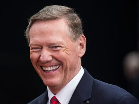 Alan Mulally, 2006-2014. Bill Ford Jr. recruited Alan Mulally from Boeing Co. to lead a sweeping restructuring. Well-regarded within the company, Mulally carried Ford through the Great Recession that pushed GM and Chrysler into bankruptcy. He voluntarily left the company in 2014.  Andrew Burton, Getty Images