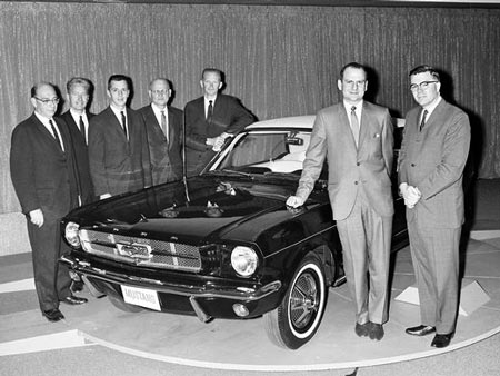 Iacocca, the man behind the birth of the Mustang, the Lincoln Continental Mark II and the Pinto, was fired in 1978, despite the fact that the company earned a $2 billion profit that year