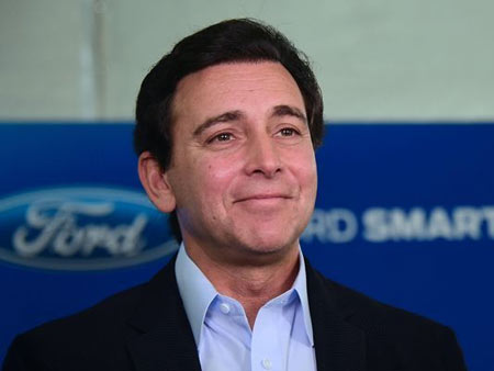 """This new research center shows Ford's commitment to be part of the Silicon Valley innovation ecosystem — anticipating customers' wants and needs, especially on connectivity, mobility and autonomous vehicles,"" Ford CEO Mark Fields said. ""We are working to make these new technologies accessible to everyone, not just luxury customers."""