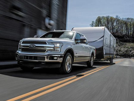 Ford F-150 is delivering another first – its all-new 3.0-liter Power Stroke diesel engine targeted to return an EPA-estimated rating of 30 mpg highway