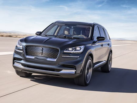 Lincoln Motor Co.'s next act begins with an all-new three-row, rear wheel drive SUV, the 2019 Lincoln Aviator, aimed at the heart of the premium market.  Lincoln