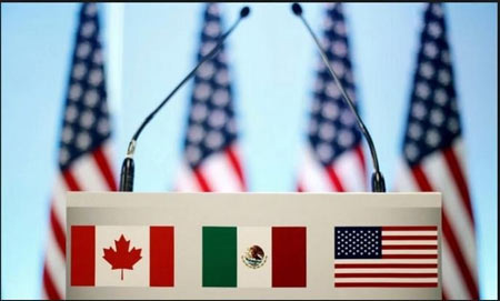 The new North American free-trade deal requires that 40 to 45 per cent of cars eventually be made in countries that pay autoworkers at least $16 an hour — that is, in the United States and Canada and not in Mexico.
