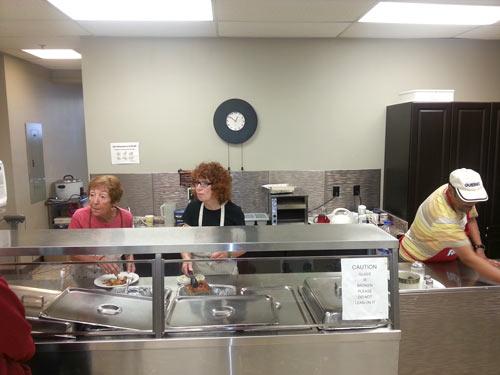 Knights Table Food Bank