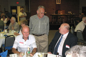 Frank Holtman, Don Mchinney and Don White